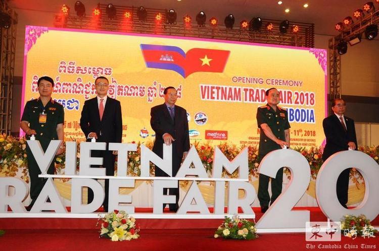 去年柬埔寨从越南进口首次突破30亿美元