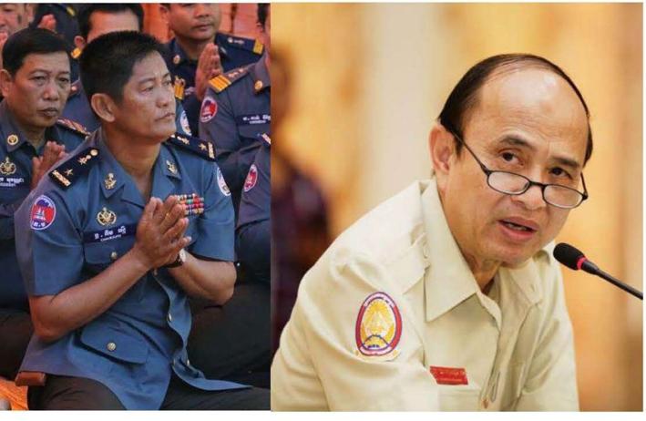 """柬埔寨一宪兵司令""""炫富""""向5子女各发10万美元红包 被革职调查"""