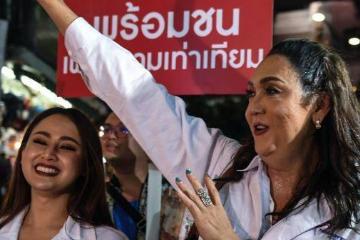 泰国法院受理解散泰爱国党案