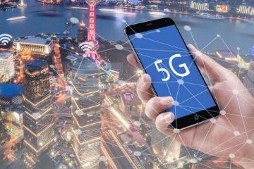 新加坡有望最快在明年受惠于5G网络科技