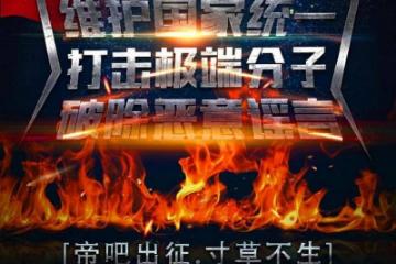 """""""帝吧""""再""""出征"""" 号召网民攻击总部维吾尔人权团体页面"""