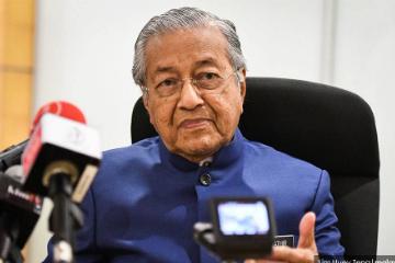 马来西亚首相呼吁国投机构领导争气 勿贪腐损害民族尊严