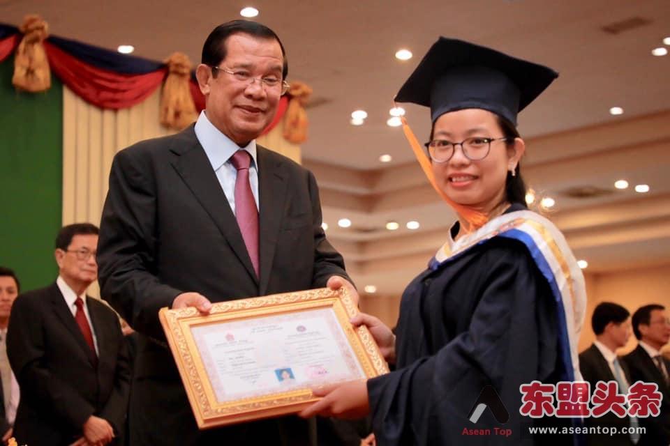 柬埔寨总理洪森强烈谴责斯里兰卡系列恐怖袭击事件