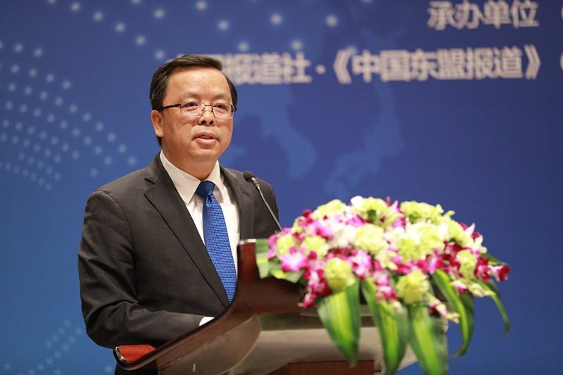 """中国驻东盟大使:当前中国—东盟关系体现了""""五个新"""""""