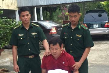 柬埔寨和越南警察联手在柬越边境破获跨国贩毒案 查获63.6公斤毒品