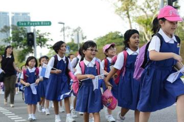 新加坡将华语等语文课程扩展到中学