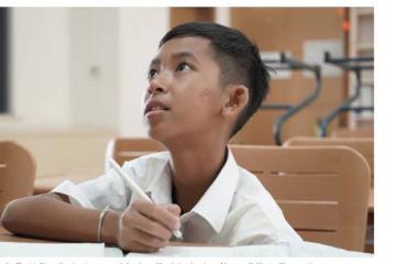 """柬埔寨""""网红""""少年来华求学:中文很难  但想去北京读大学"""