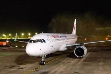 中国东方航空开辟上海——仰光直飞航线