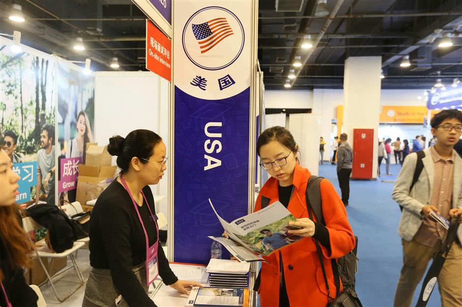 Chinese students eye alternative study destinations amid