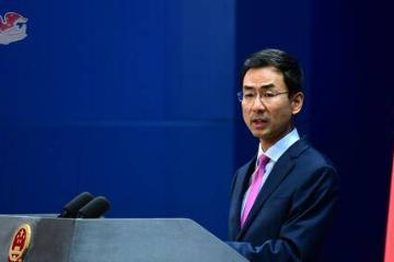 中国敦促美国立即撤销对台军售计划