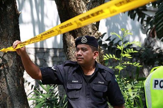 两中国游客马来西亚潜水遭鱼炮爆炸致死   警方逮捕12人通缉2人