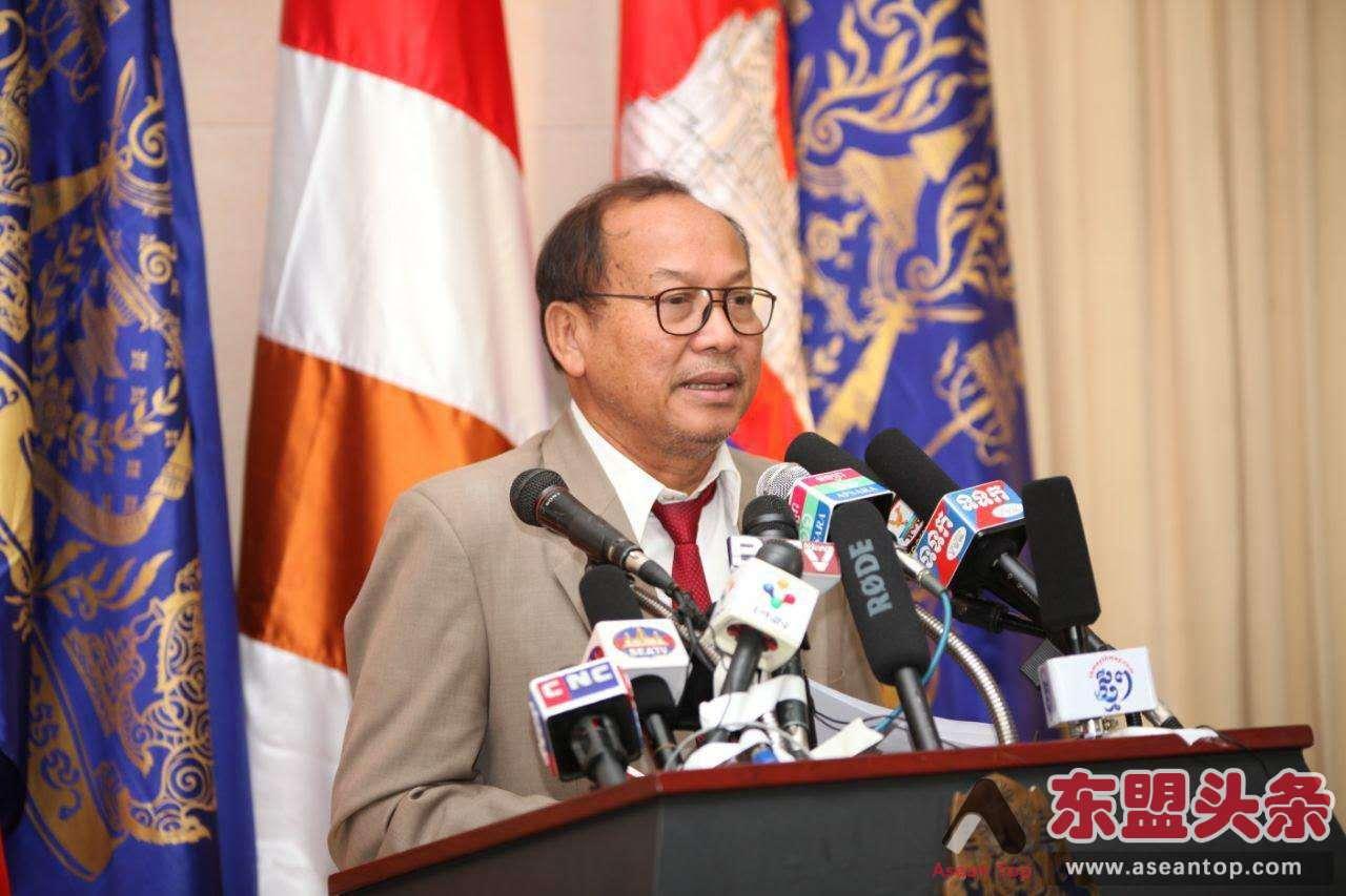 柬政府发言人:美国国会通过关于柬埔寨民主问题法案影响了柬和平