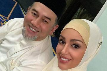 """大马媒体:马来西亚前国家元首与""""莫斯科小姐""""妻子离婚"""