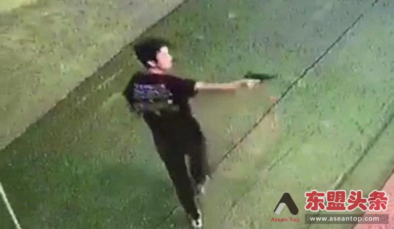 柬埔寨西哈努克港一赌场发生枪击案  涉案人员疑为中国人