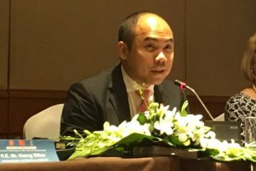 东盟副秘书长康富:贸易战没有赢家