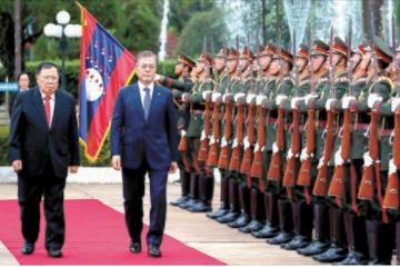 韩国青瓦台:文在寅总统实现任内访问东盟十国