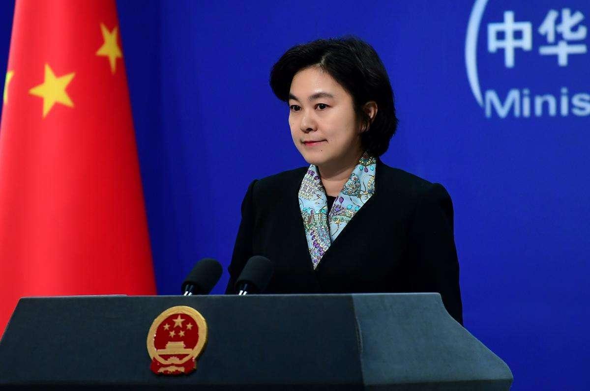 中国外交部发言人华春莹:德国外长与黄之锋接触意欲何为?
