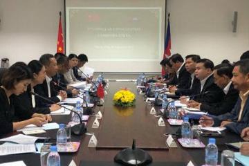 中柬举行第三轮领事磋商 就妥善处理跨国婚姻、打击网络赌博犯罪达成共识