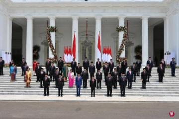 印尼总统佐科公布新内阁名单