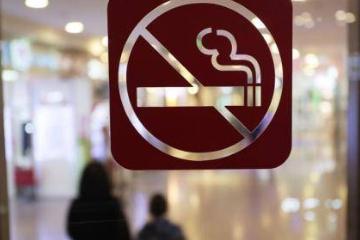 马来西亚餐馆禁烟令开罚 新年首日罚单逾600份
