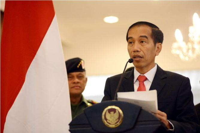 印尼总统佐科:纳土纳海域主权绝不容商榷