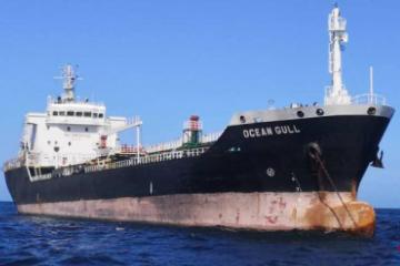 新加坡油轮疑非法停泊马来西亚槟城被扣 船上包括8名中国人7名缅甸人
