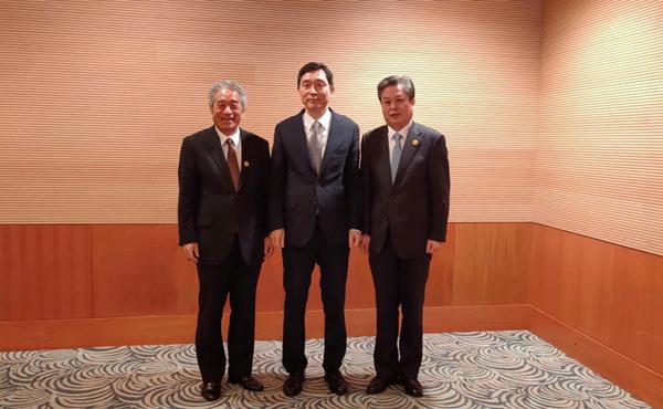 中国—东盟中心、日本—东盟中心、韩国—东盟中心秘书长举行第14次非正式会议