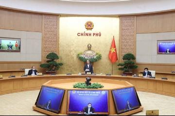 越南总理阮春福:坚决不让新冠疫情蔓延爆发 坚决不让经济崩塌