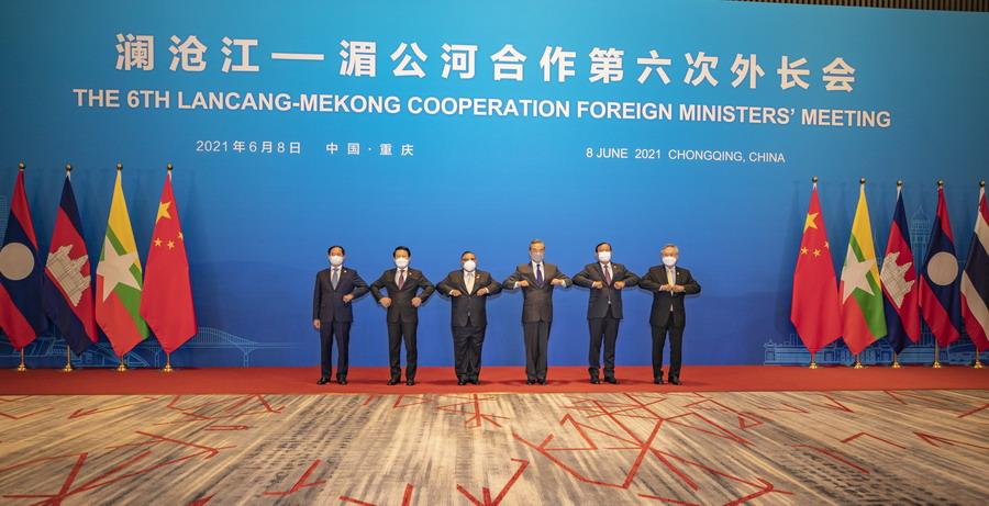 """澜沧江-湄公河合作外长会举行 开启澜湄合作新的""""金色5年"""""""